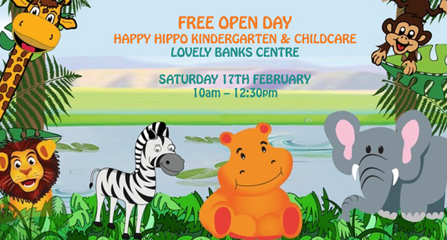Free Lovely Banks Open Day