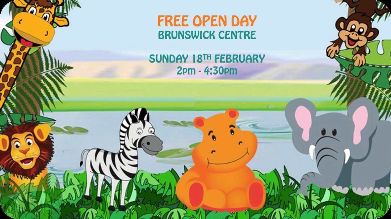 Free Brunswick Open Day